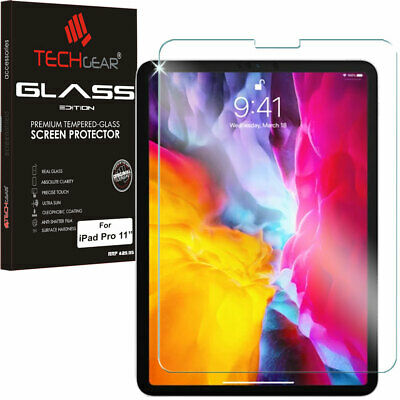 "TECHGEAR TEMPERED GLASS Screen Protector For New Apple iPad Pro 11"" ( 2018 )"