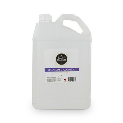 Salon Secrets Isopropyl Alcohol 5Ltr