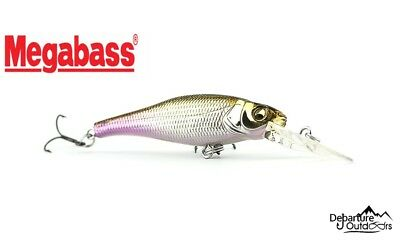 Megabass Live-X Margay  Japanese-Made Topwater Bass Fishing Lure