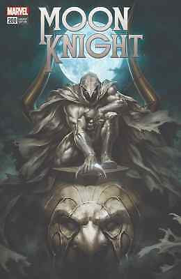 Moon Knight 200 Skan Igc Exclusive Variant Nm
