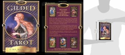 The Gilded Tarot (Book and Deck Set) Cards – March 5, 2012