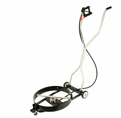 """Erie Tools 21"""" Pressure Washer Vehicle Undercarriage Surface Cleaner 4000 PSI"""