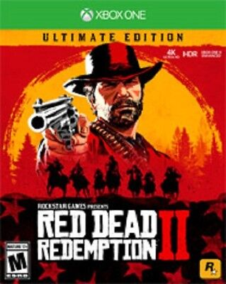 Red Dead Redemption 2 Ultimate Edition Microsoft Xbox One