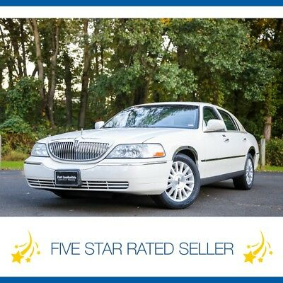2003 Lincoln Town Car Pesidential Edition 44K Super Low miles  Florida Serviced! 2003 Lincoln Town Car Presidential Edition 44K Low miles  Florida Serviced!