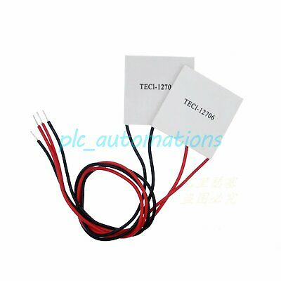 Semiconductor refrigeration chip TEC1-12706*1 supports multi-stage refrigeration