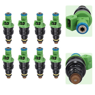 8X 42lb EV1 Fuel Injectors for GM Ford Mustang SOHC DOHC 0280150558 0280155968