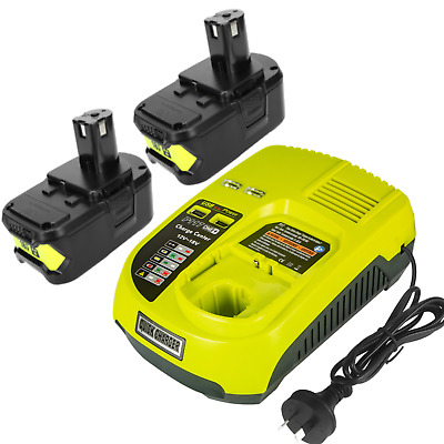 18V Lithium-Ion Battery for Ryobi One Plus P108 P102 P103 P104 P105 P07 P109