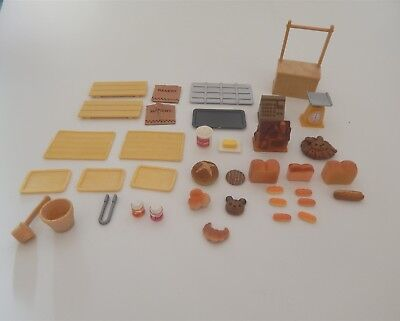 Sylvanian Families bakery accessories