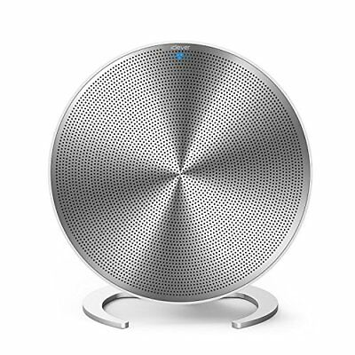 iClever BoostSound Bluetooth Speaker with Rich Bass, 20W Subwoofers, 3 LED 10