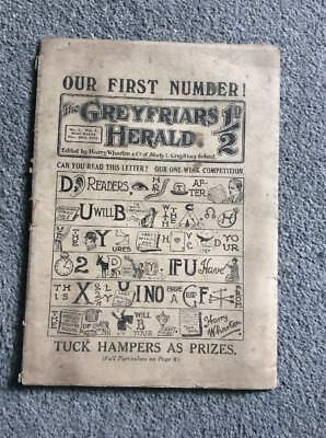 The Greyfriars Herald
