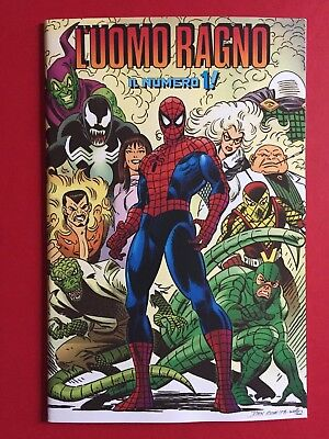Amazing Spider-Man 1 # 710  VARIANT FUMETTERIE Marvel  Nuovo Inizio SpiderMan