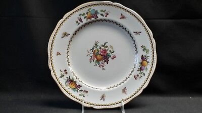 Spode England Bone China Y5194 Rockingham Dinner Plate
