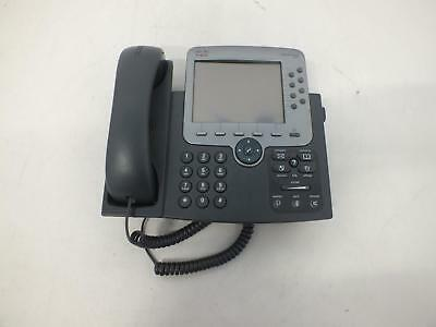 CISCO CP-7975G Color Display VOIP Office Phone Telephone