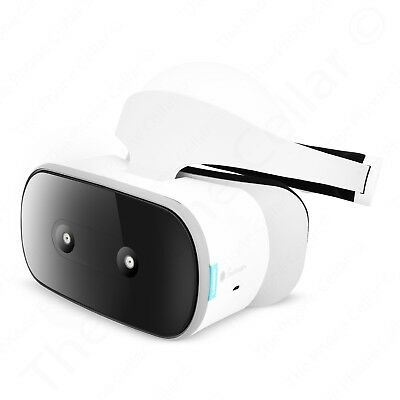 Lenovo VR - Mirage Solo with Daydream Virtual Reality Headset (Moonlight White)