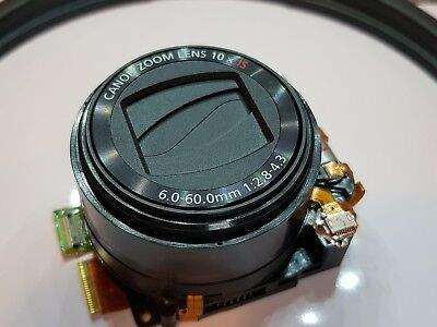 Canon PowerShot SX100IS lens Assembly Replacement Unit/Canon Parts/including CCD