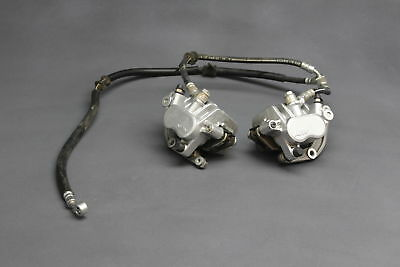 Suzuki Burgman 650 03-09 / 2011 2012 Oem Right Left Front Brake Caliper Set Pair