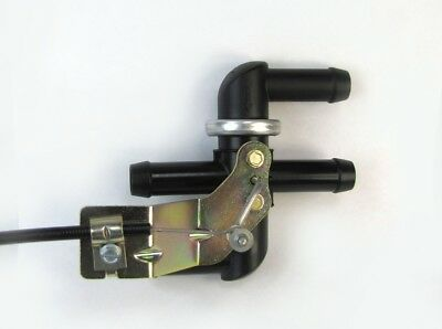 Cable Operated Bypass Heater Valve, Pull to Open  [25-1018]