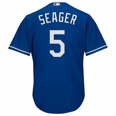 Outerstuff Corey Seager Los Angeles Dodgers #5 Youth Alternate Jersey Blue