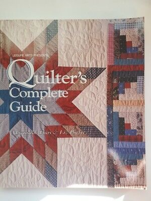 Quilter's Complete Guide  Marianne Fons & Liz Porter * 1993