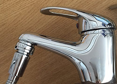 Turn your mixer tap into an instant shower, and use like normal! Attach a...