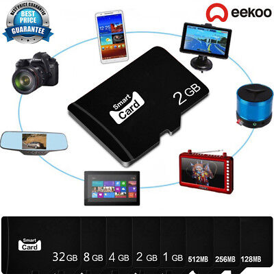 128MB-32GB Storage MICRO 2018 C6/10 TF FLASH MEMORY CARD FOR Tablet PC Laptop