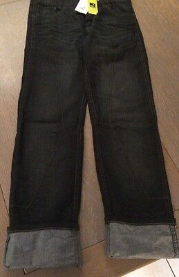 Miss Captain Tortue French Boy's Jeans Size 152/10-12 Yrs BNWT