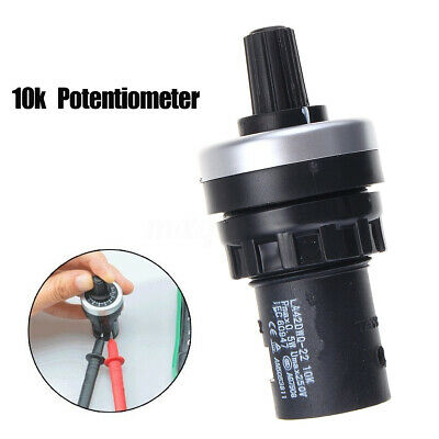 10K Potentiometer Frequency Converter VSD VFD For Variable Speed Drive Inverter