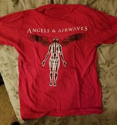 Angels And Airwaves Christmas Sweater Tom Delonge Moon Man Planets