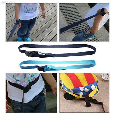 CDD3 Baby Kids Outdoor Lost Belt Safety Leash Wrist Link Anti lost Harness Strap