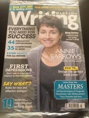 Writing Magazine August 2015 Annie Burrows Blog Better Fitzgerald Maupassant Sak