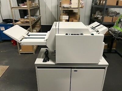 Plockmatic BM60 Bookletmaker - Fully Serviced & Tested - Great Condition!