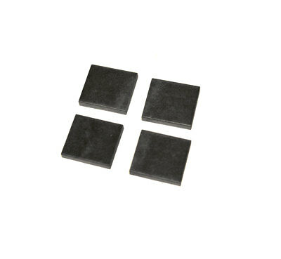 Set of 4 Vanes for 17mm Rotor Sial/Munters Heaters - 20260017