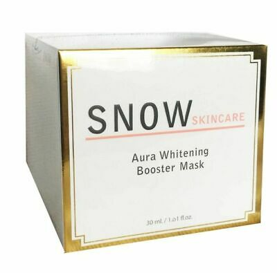 Snow Skincare Gold Aura Whitening Booster Overnight Sleeping Facial Mask New
