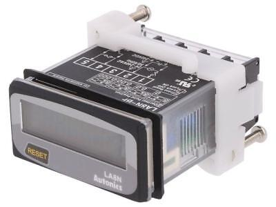 LA8N-BF Counter electronical LCD pulses -9999999÷99999999 IP20  AUTONICS