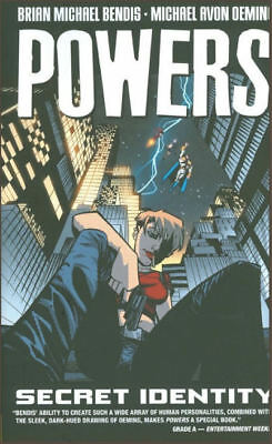 POWERS Secret Identity GRAPHIC NOVEL