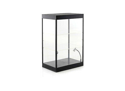 LED Showcase with Two Shelves Display Case T9-69927K