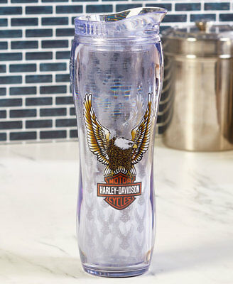 The Lakeside Collection Harley-Davidson Curved Insulated Acrylic Cup -