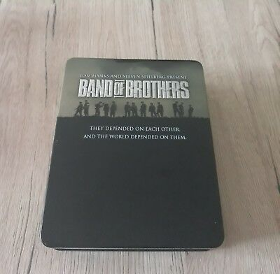 Band of Brothers - Blue-Ray Steel Box