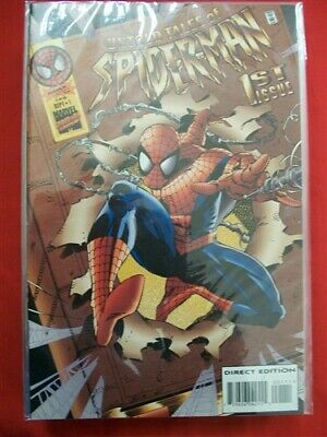 Untold Tales Spider-Man 1-25 Marvel Comic Set Complete Busiek Olliffe 1995 Vf/nm