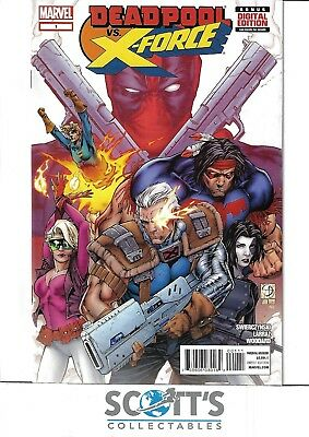 Deadpool vs X-Force  #1  NM