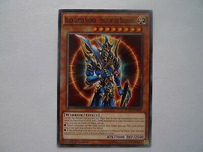 Black Luster Soldier - Envoy Of The Beginning  * YGLD Common * Yu-gi-oh