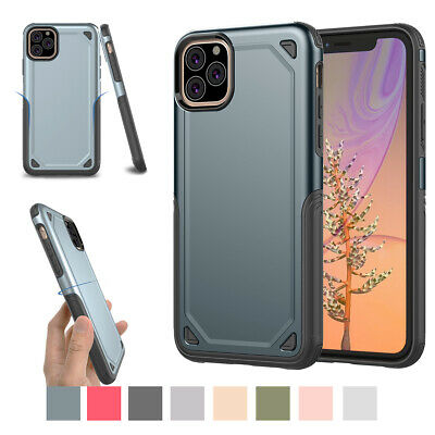 Shockproof Heavy Duty Bumper Hard Case Cover For Apple iPhone 6 6s 7 8 Plus X