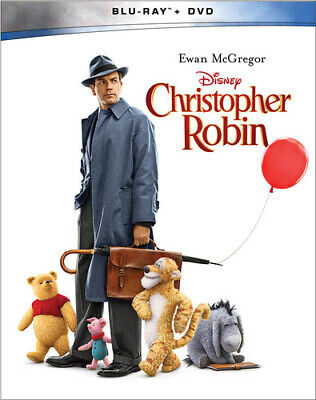 Christopher Robin [New Blu-ray] With DVD, 2 Pack, Ac-3/Dolby Digital, Digital