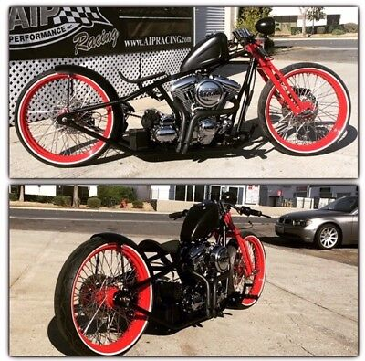 2015 CUSTOM BUILT Motorcycles Bobber