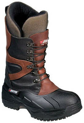 4000-1305-455(8) Baffin Apex Leather Boot (8) Black/bark
