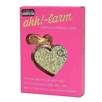 Personal Safety Alarm for Women - Ahh!-larm! Self-Defense Personal Panic 115 Dec