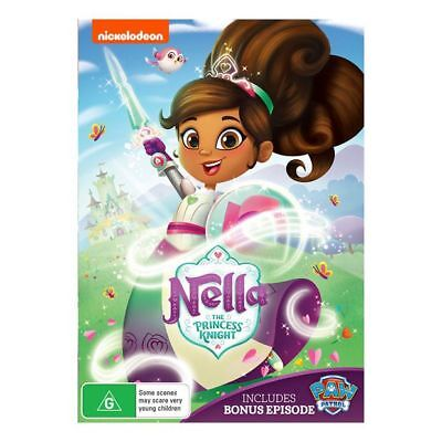 NEW Nella The Princess Knight: The Knight Before Christmas - DVD