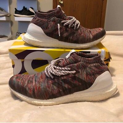new concept 45c01 ccf1e KITH X ADIDAS Ultra Boost Mid Aspen Ronnie Fieg Men's size 12