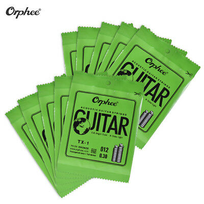 Orphee TX-1 Single String Replacement for Acoustic Folk Guitar 1st E-String Q0Q9