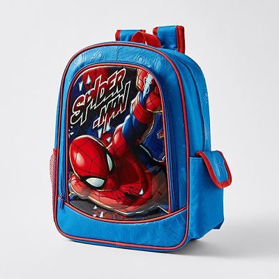 NEW Spider-Man Insulated Backpack Kids